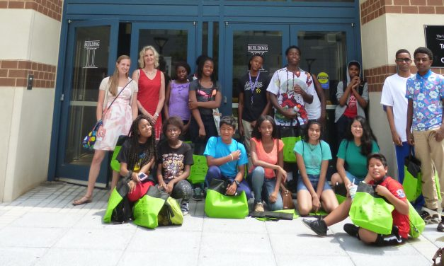 Passion for Learning: prepping middle school students for college