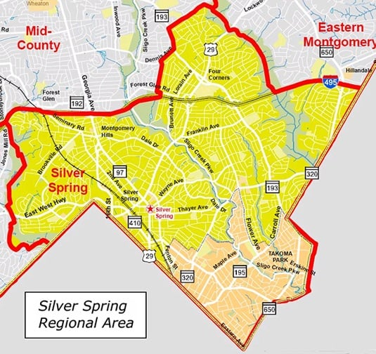 Silver Spring FAQs
