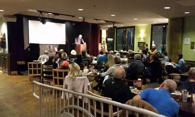 Book talks at Busboys and Poets@Takoma