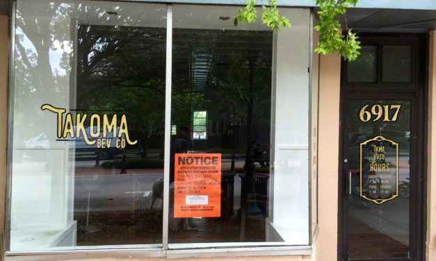 Coffee shop/café planned for downtown Takoma Park