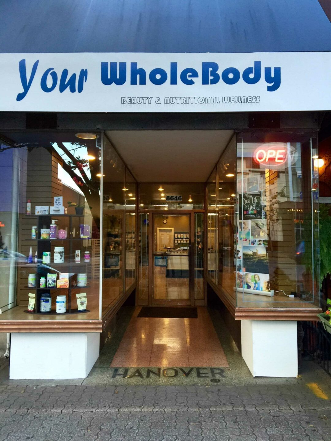 Health, Beauty and Wellness Store Opens - Your Whole Body, a nutrition and wellness retailer, has opened at 8646 Colesville Rd. next to Kao Thai in downtown Silver Spring.