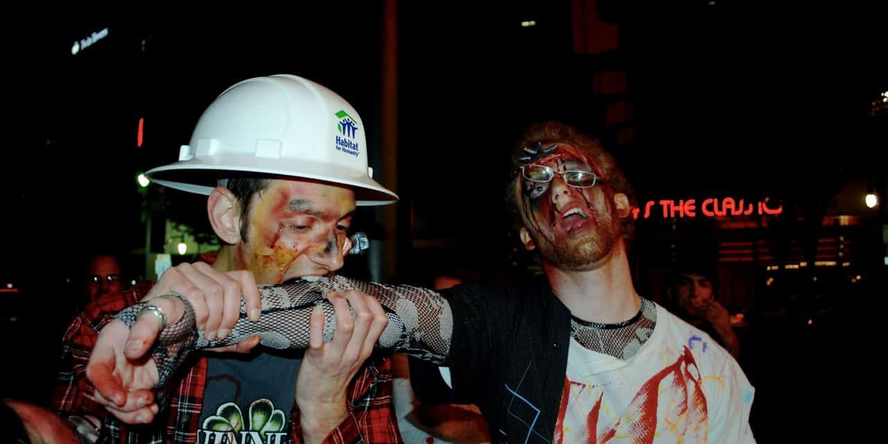 Zombies to lurch through Silver Spring Saturday night
