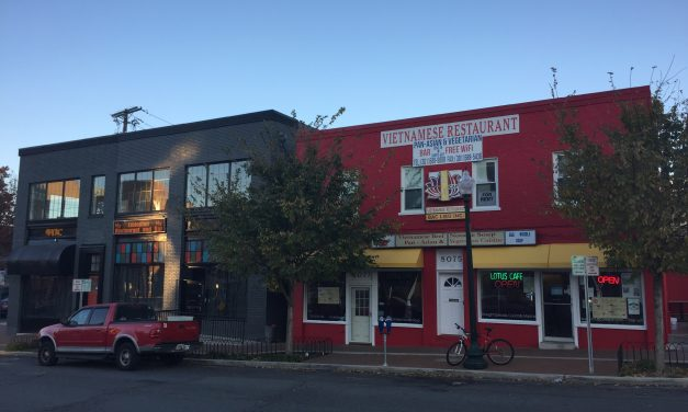 Local restaurant gets a facelift