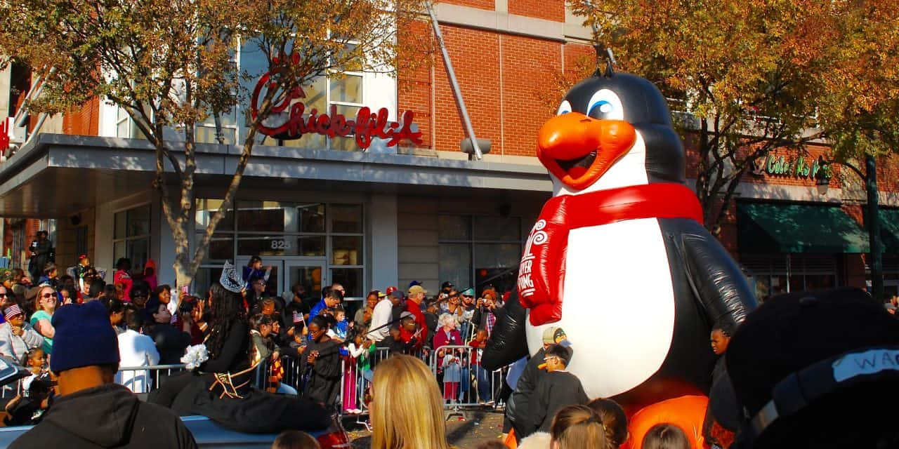 County's Thanksgiving Parade marks 20th anniversary Saturday