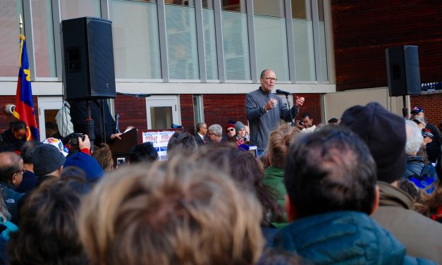 Hundreds attend Silver Spring rally for diversity and inclusion