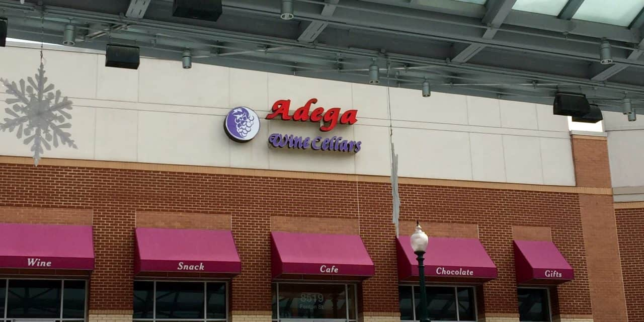 Adega Wine Cellars closed