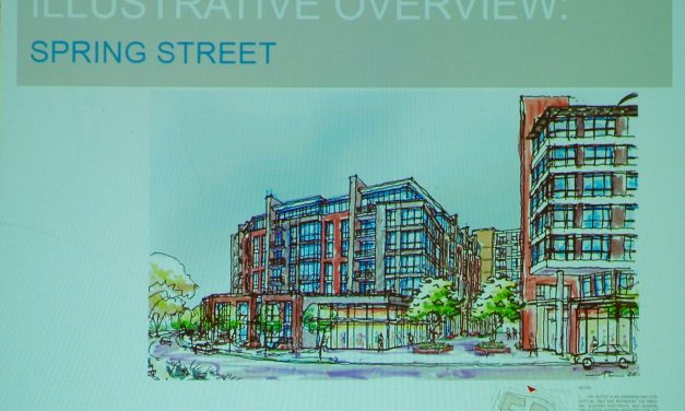 Developers present sketch plan for Park and Planning site redevelopment