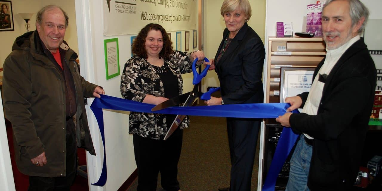 Docs in Progress cuts the ribbon on new home