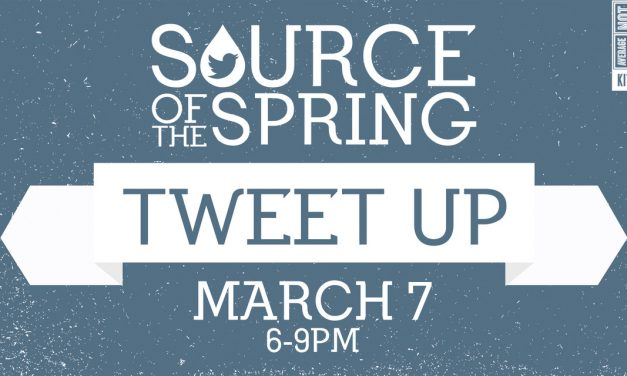 Source of the Spring to host first tweetup March 7