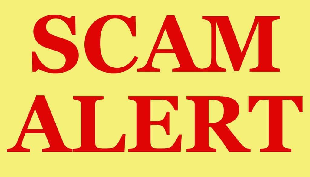 County looking for help with telephone scam