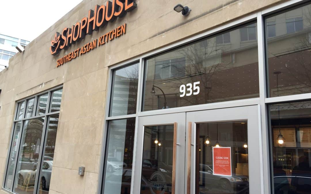 Rumored replacement for ShopHouse?