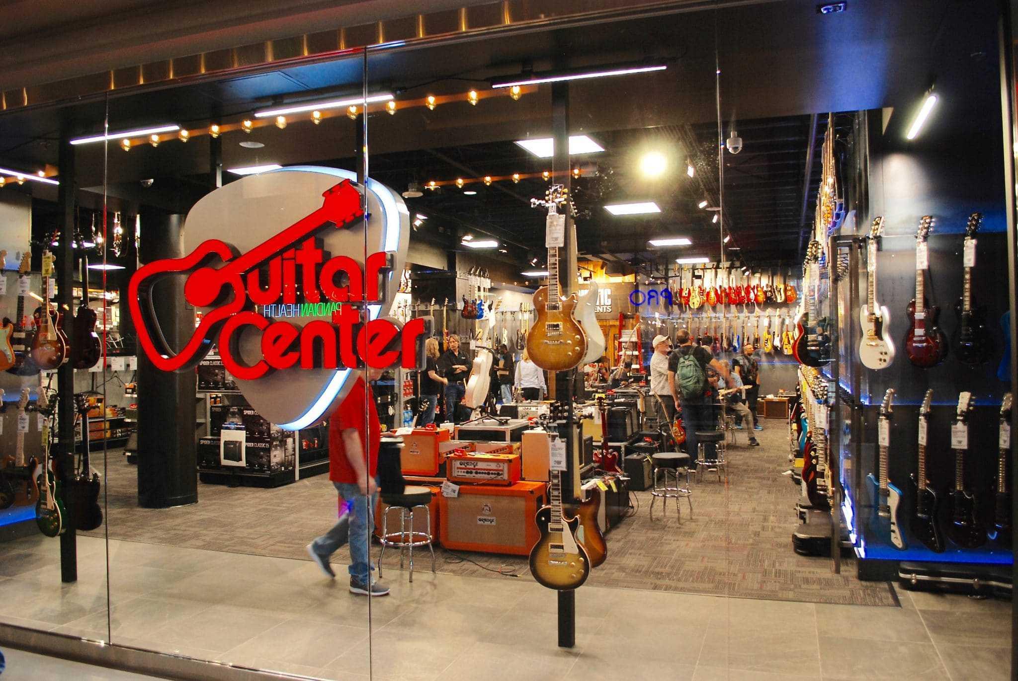 Guitar Center Destination Drum Shops - Modern Drummer Magazine