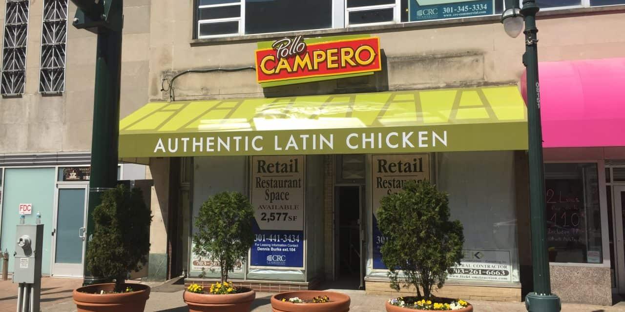 Latin chicken restaurant to open on Colesville Road