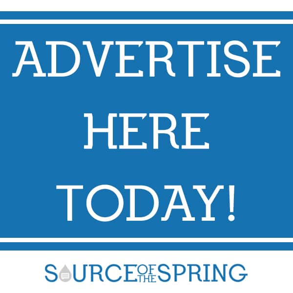 Advertising - Source of the Spring