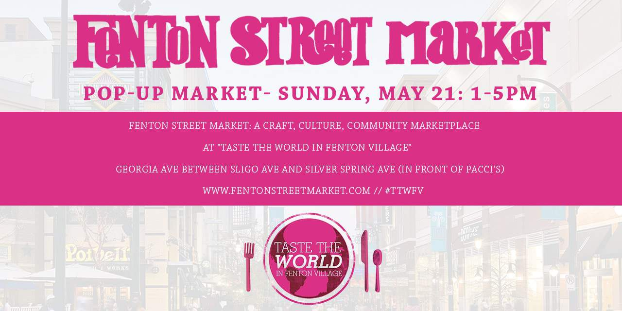 Fenton Street Market kicks off 2017 season Sunday