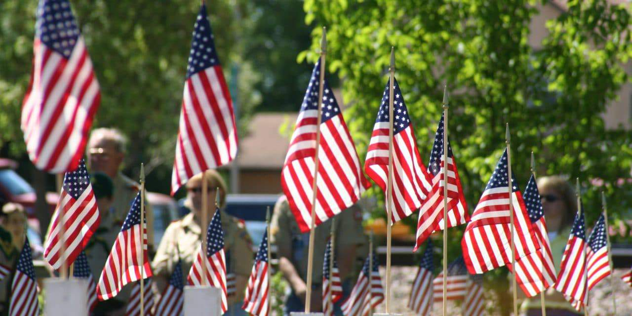 Memorial Day Schedule for County Facilities Released