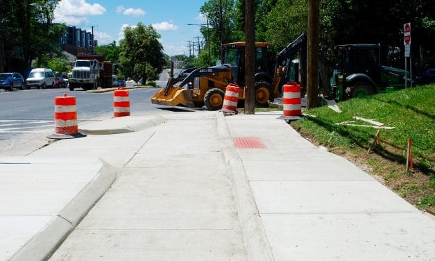 Separated bike lanes coming to Spring/Cedar streets