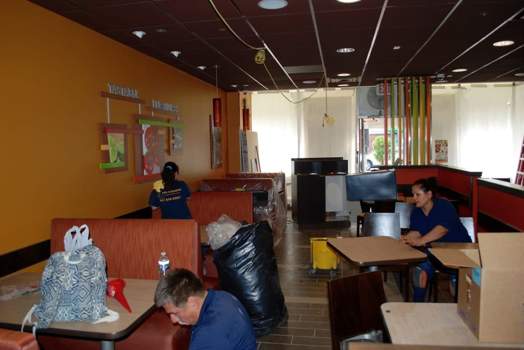 Work Underway On Two New Restaurants In Silver Spring