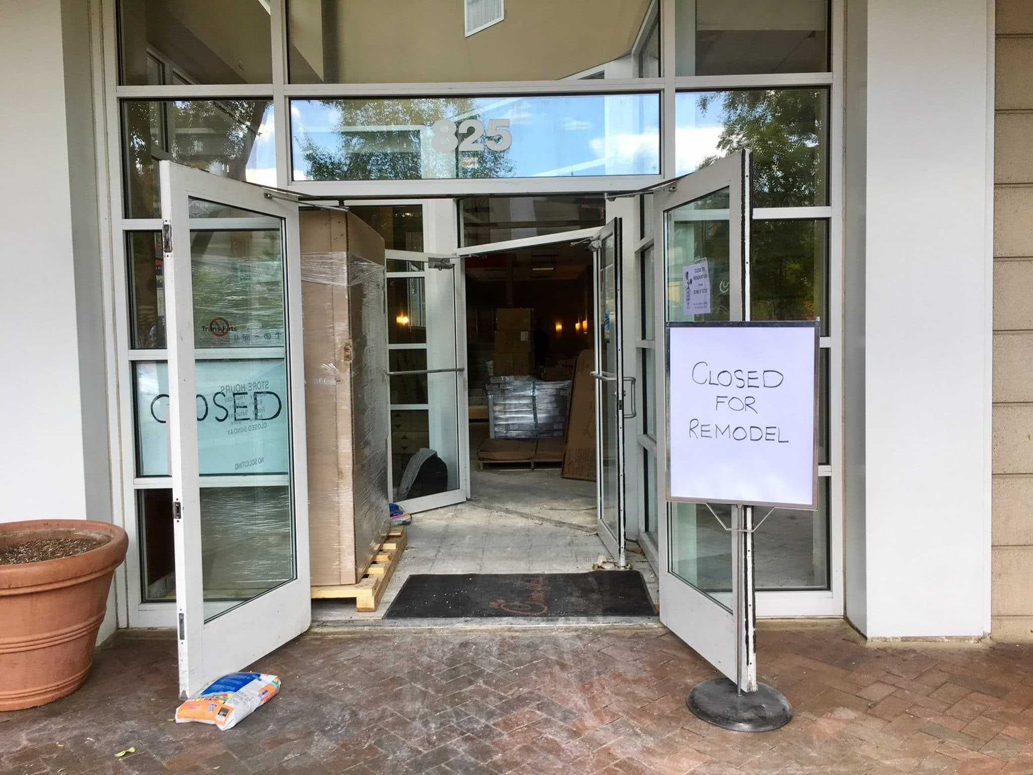 Chick-fil-A closed for remodeling - The Chick-fil-A restaurant at 825 Ellsworth Dr. in downtown Silver Spring is closed this week for remodeling.