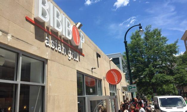 BIBIBOP Asian Grill Opens on Ellsworth Drive
