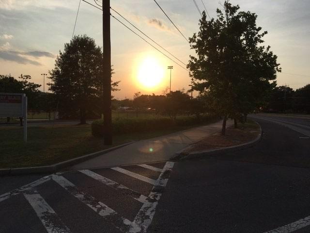#SourceSunsets: University & Williamsburg