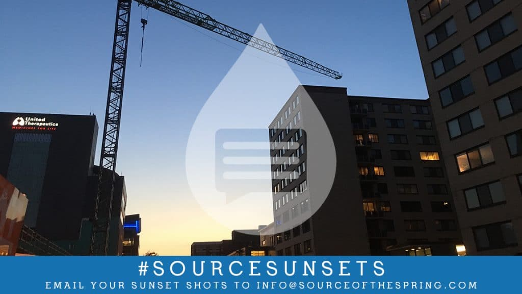 #SourceSunsets