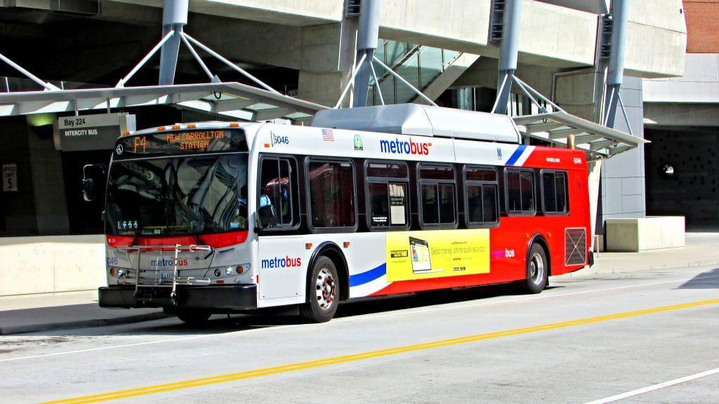 WMATA J5 Metrobus