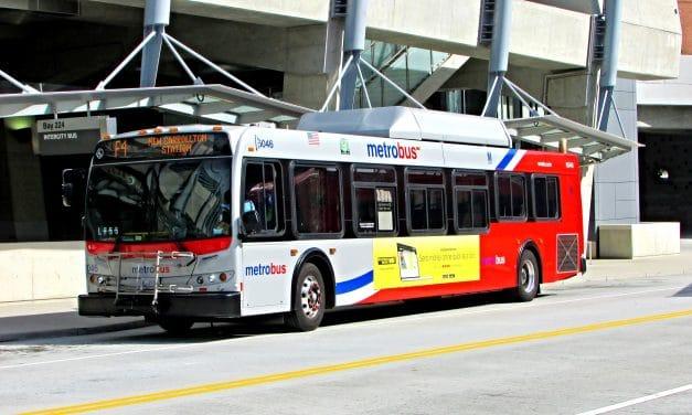 Tom Hucker joins effort to save WMATA J5 Metrobus