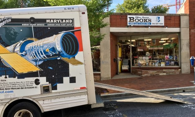 Silver Spring Books closed