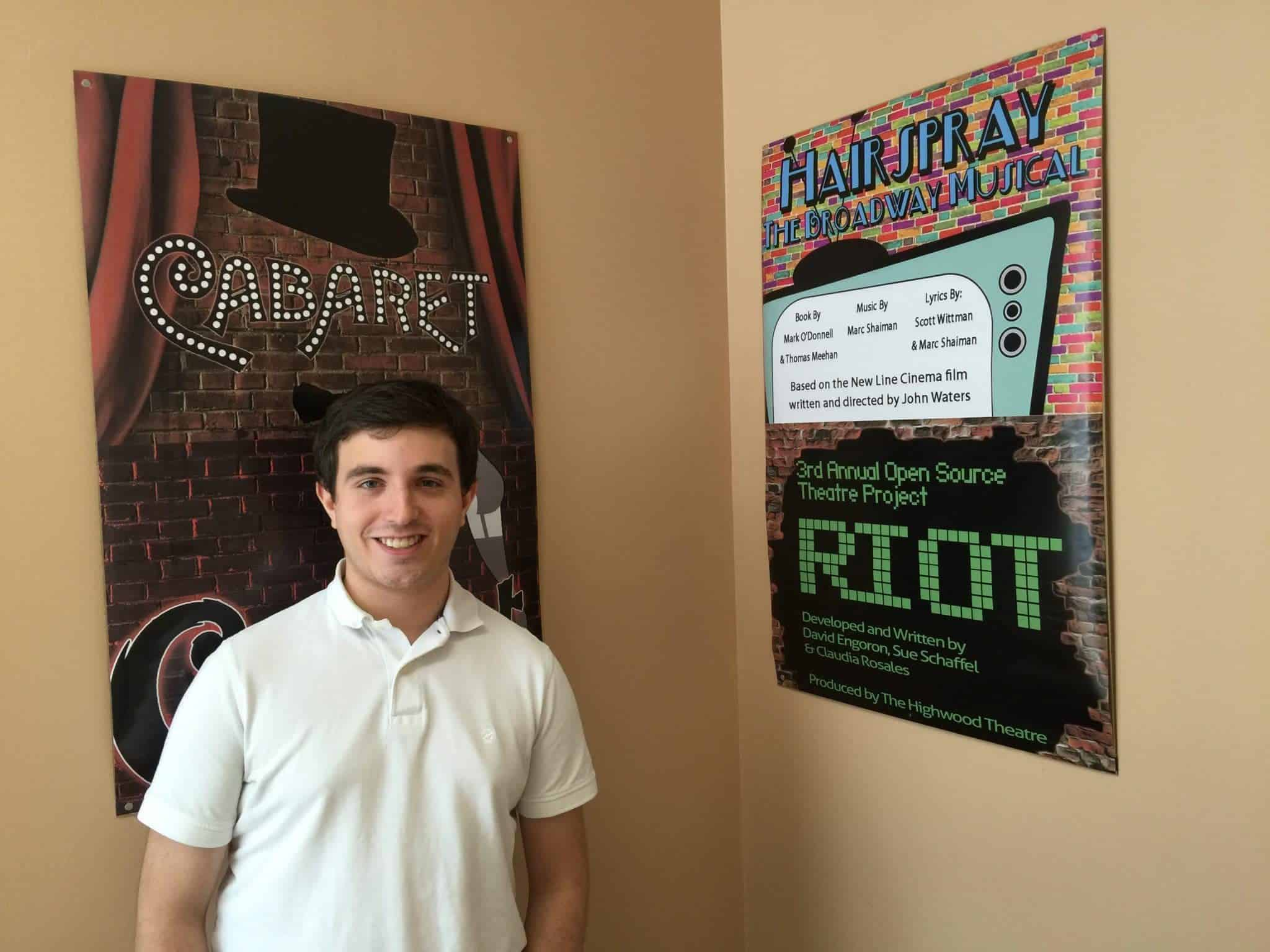 Growing theater organization expanding community outreach