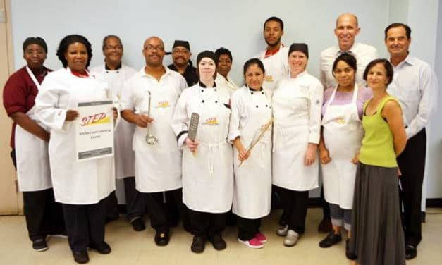 Local union offers culinary training in former Progress Place