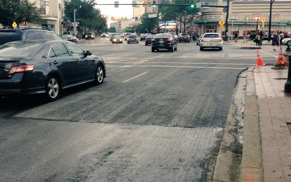 Water Main Project to snag Colesville Road