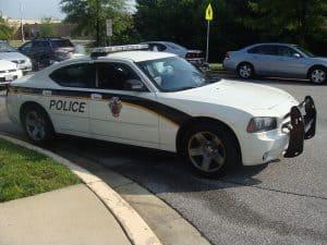 County police arrest suspect in attempted break-in