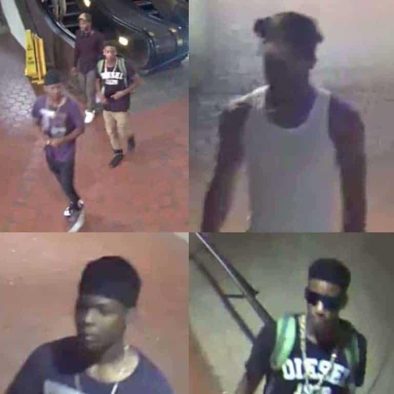 Shooting reported at Takoma Metro station