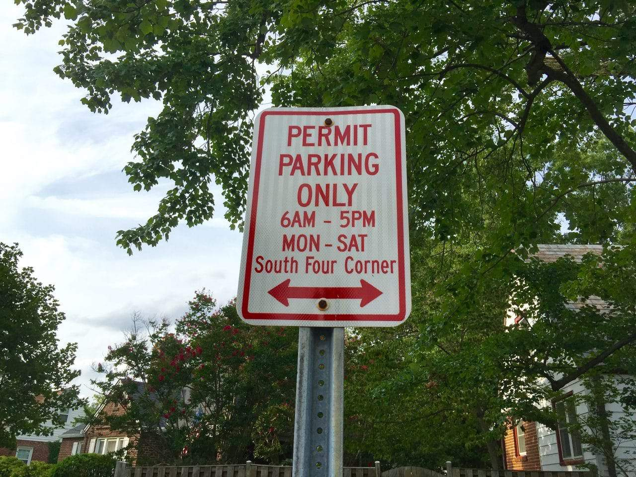 County to offer physical parking permits to residents