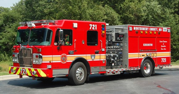 Fire and rescue service awarded federal grants for hiring, training
