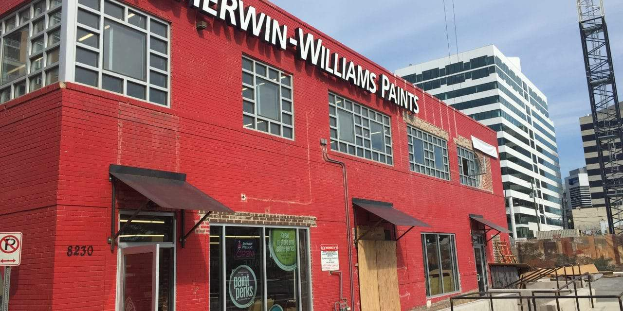 Sherwin-Williams Paint Store opens on Georgia Avenue