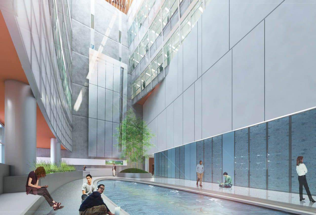 United Therapeutics continues work on new office space - While construction continues on United Therapeutics' new office building at Colesville Road and Spring Street, it's not the reason for the recent traffic disruptions on Colesville, as the Source and others mistakenly assumed.