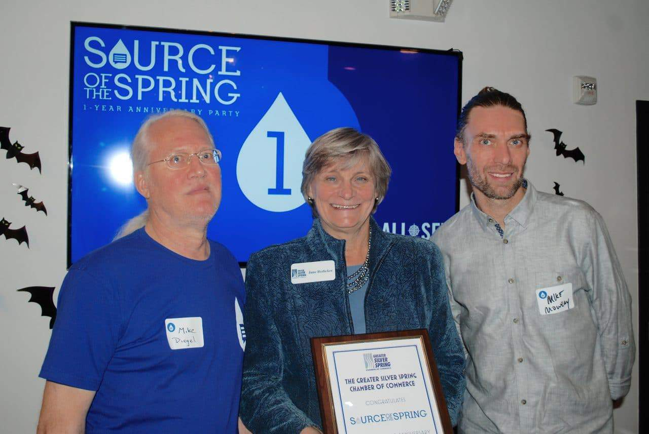 Readers, friends celebrate at Source anniversary party