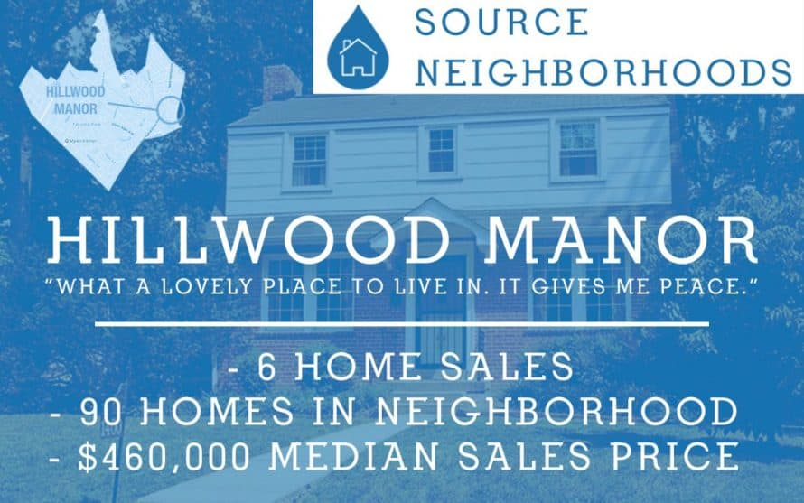 Source Neighborhoods: Hillwood Manor