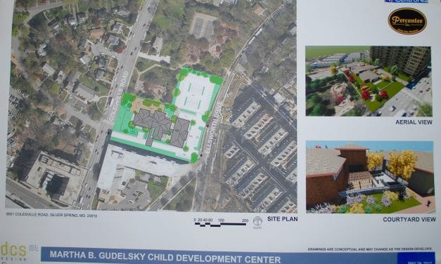 Proposal for child development center chosen for library site