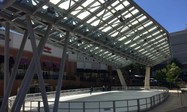 Silver Spring ice skating rink now open