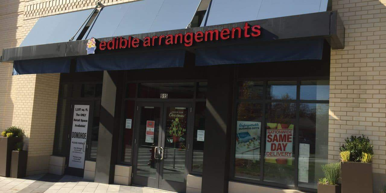 Edible Arrangements' Silver Spring location close to opening