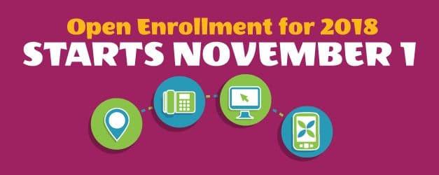 Health care coverage enrollment help offered Nov. 4
