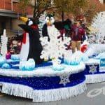 Thanksgiving Parade entertains thousands