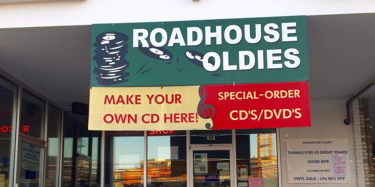 Roadhouse Oldies closing after more than 40 years