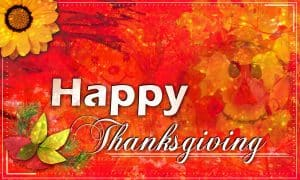 County Thanksgiving Holiday Schedule Announced - The county has announced its schedule of closings for the Thanksgiving Day holiday Nov. 22.
