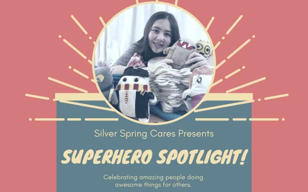 Silver Spring Cares Superhero: Lana Anderson