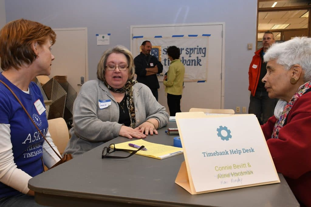 Skill Share event attracts more than 125 attendees - More than 125 people visited the Silver Spring Civic Building Sunday for the Silver Spring Time Bank Skill Share event.