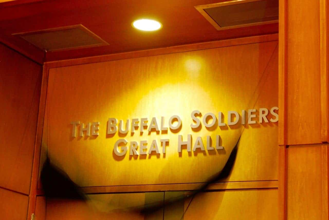 County dedicates Silver Spring hall to honor Buffalo Soldiers